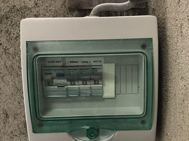 Installation Tableau Electrique 2